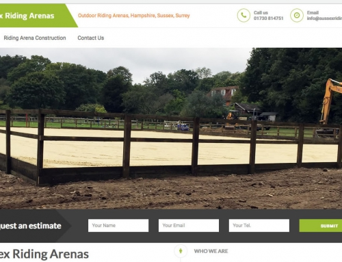 Sussex Riding Arenas