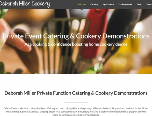 Deborah Miller Catering & Cookery Demos