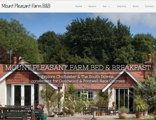 Mount Pleasant Bed & Breakfast