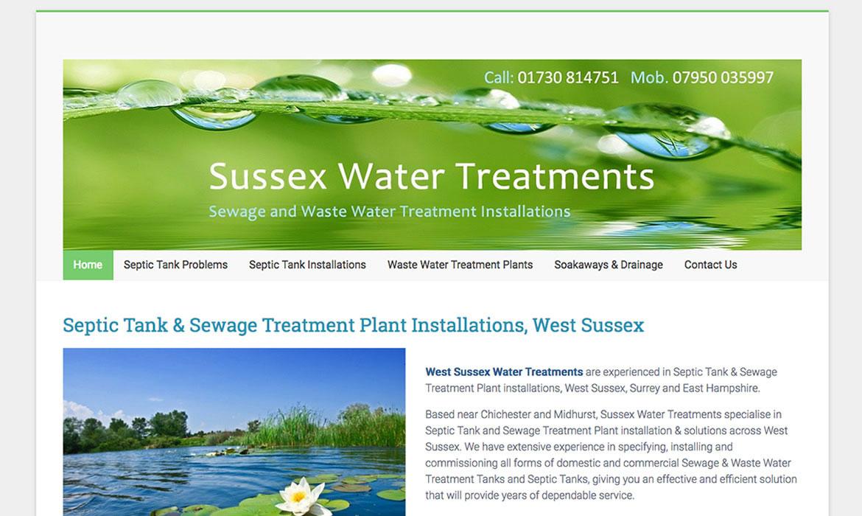 Website design Red Leaf Chichester