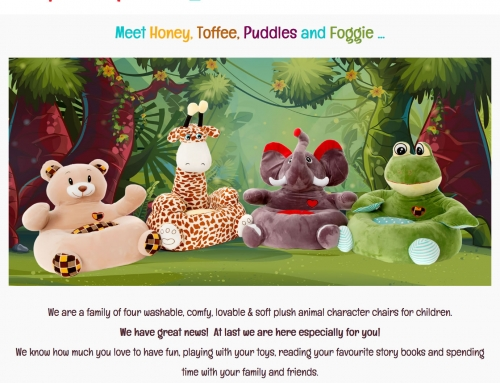 Ecommerce Website Development for Comfi-Plush