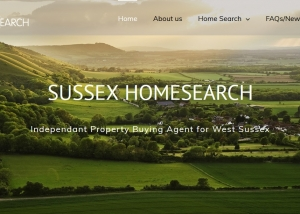 Sussex Home Search web development by Red Leaf Design Chichester